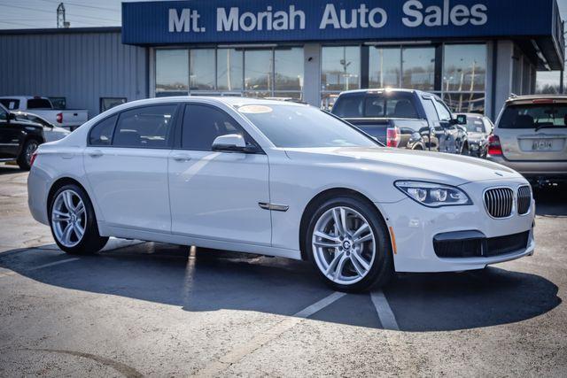 2014 BMW 750Li 750Li