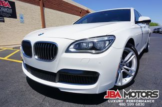 2014 BMW 750Li 7 Series 750 Li M Sport Pkg Sedan | MESA, AZ | JBA MOTORS in Mesa AZ