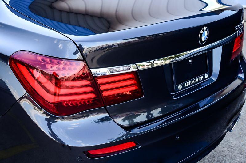 2014 BMW 750Li 4.4L Twin Turbo V8 M-Sport & Exec Pkg 20'' Wheels in Rowlett, Texas