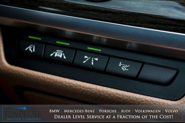 "2014 BMW 750Li xDrive AWD Executive Car w/Heated, Cooled & Massage Seats, Driver Assist Plus Pkg & 19"" Rims in Eau Claire, Wisconsin 54703"