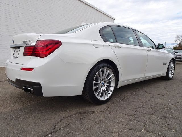 2014 BMW 750Li xDrive 750Li xDrive Madison, NC 2