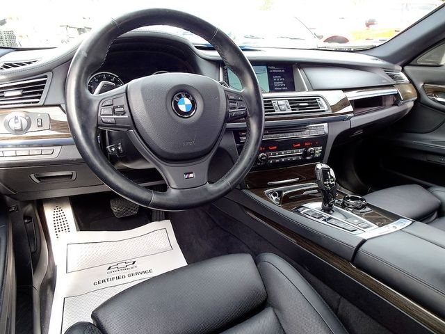 2014 BMW 750Li xDrive 750Li xDrive Madison, NC 50