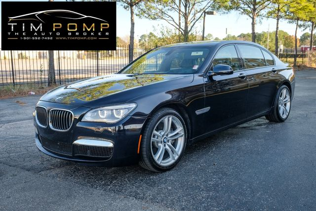 2014 BMW 750Li xDrive SUNROOF LEATHER HEADS UP DISPLAY in Memphis, Tennessee 38115