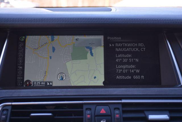 2014 BMW 750Li xDrive Naugatuck, Connecticut 24