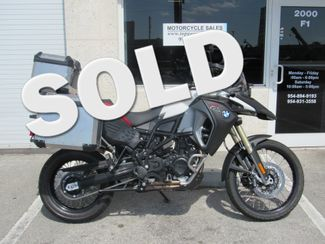 2014 BMW F800 GS Adventure Premium in Dania Beach Florida, 33004