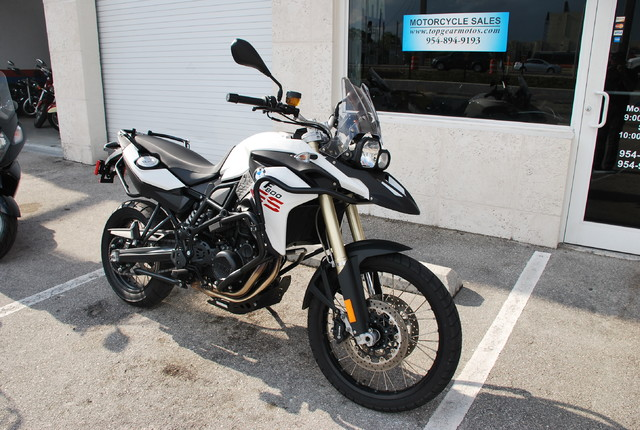 2014 BMW F800GS in Dania Beach Florida, 33004