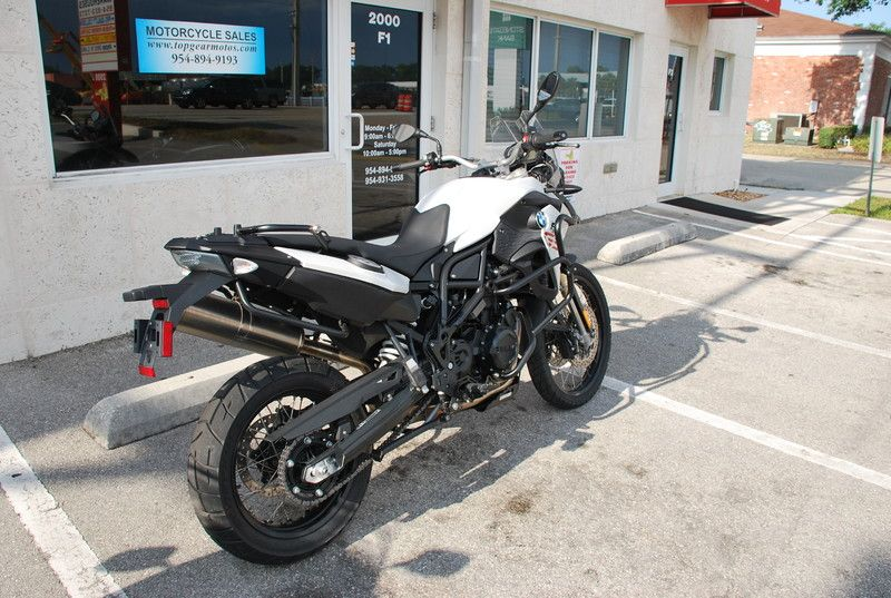 2014 BMW F800GS   city Florida  Top Gear Inc  in Dania Beach, Florida