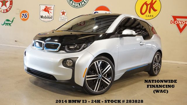 2014 BMW i3 NAVIGATION,HTD CLOTH,B/T,20IN WHLS,24K,WE FINANCE in Carrollton, TX 75006