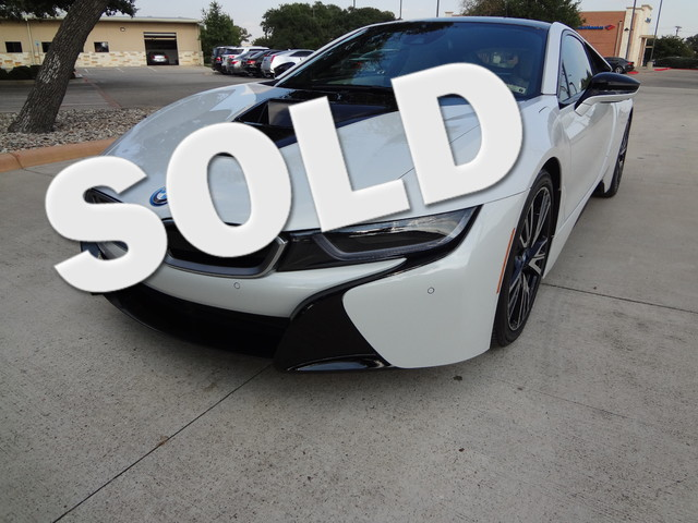 2014 BMW i8 in Austin, Texas 78726