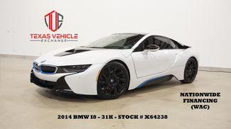 2014 BMW i8 PURE IMPULSE WORLD HUD,NAV,F&TOP CAM,HTD LTH,31K in Carrollton, TX 75006