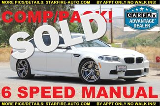 2014 BMW M5 6 SPEED MANUAL Santa Clarita, CA