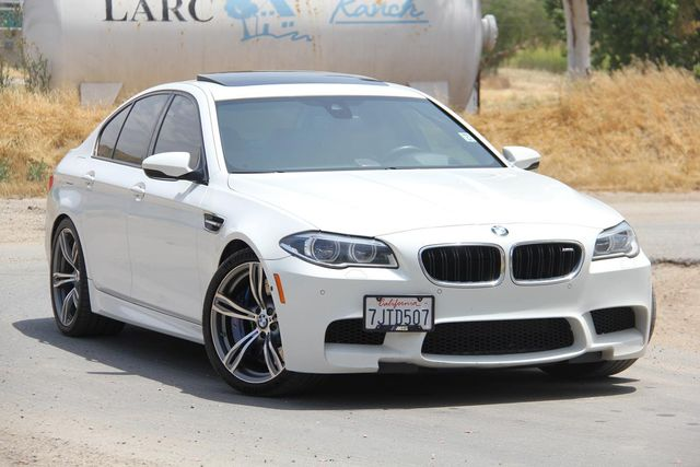 2014 BMW M5 6 SPEED MANUAL Santa Clarita, CA 3