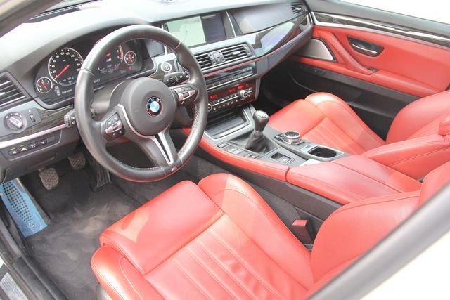 2014 BMW M5 6 SPEED MANUAL Santa Clarita, CA 8