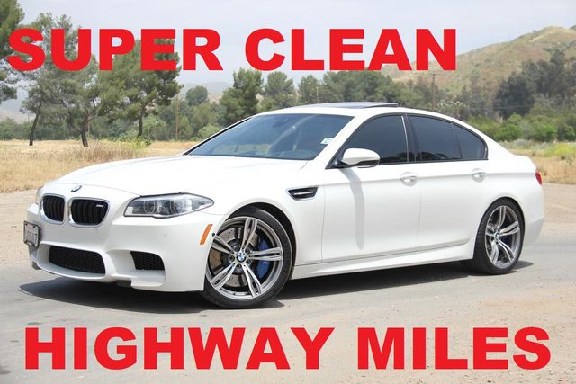 2014 BMW M5 6 SPEED MANUAL Santa Clarita, CA 1