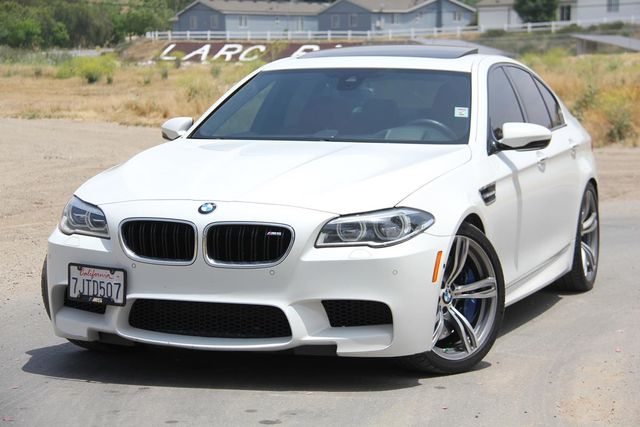 2014 BMW M5 6 SPEED MANUAL Santa Clarita, CA 4