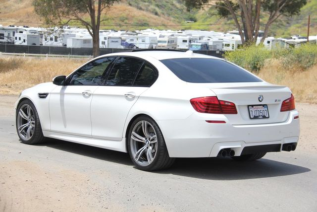 2014 BMW M5 6 SPEED MANUAL Santa Clarita, CA 5