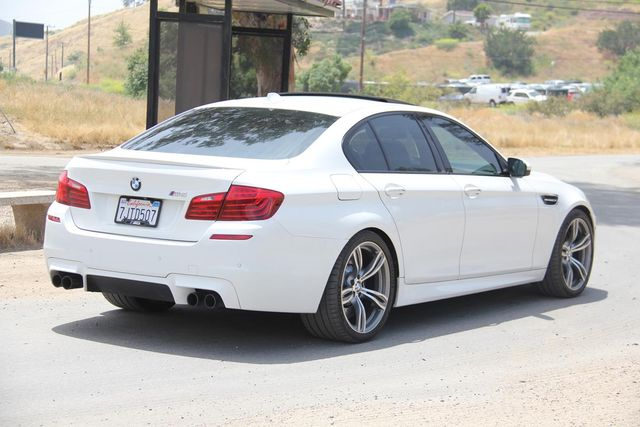 2014 BMW M5 6 SPEED MANUAL Santa Clarita, CA 6