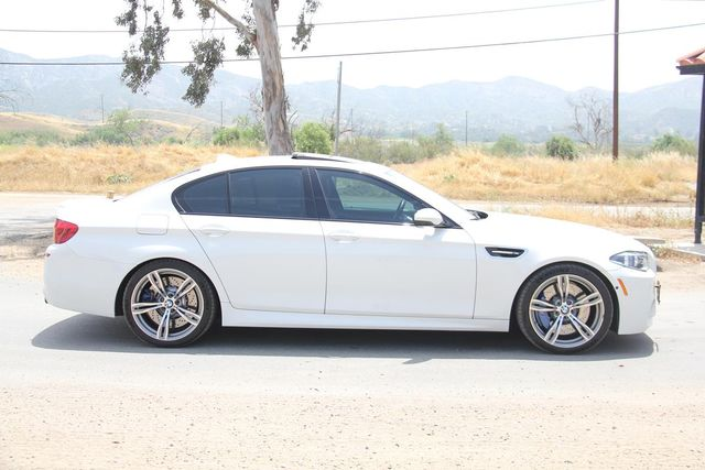 2014 BMW M5 6 SPEED MANUAL Santa Clarita, CA 12