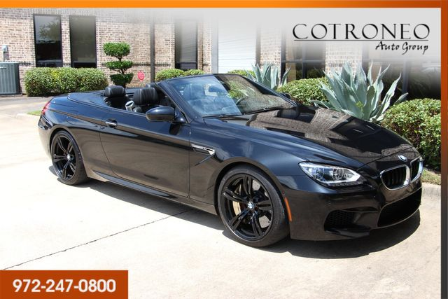 2014 BMW M6 Convertible Competition in Addison, TX 75001