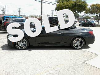 2014 BMW M6 convertible Boerne, Texas