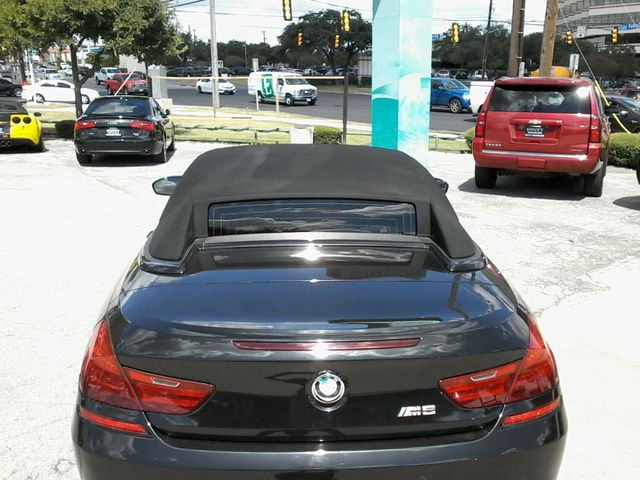 2014 BMW M6 convertible San Antonio, Texas 11