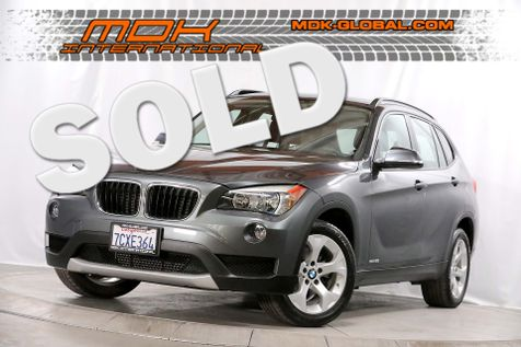 2014 BMW X1 sDrive28i - Technology pkg - Navigation in Los Angeles