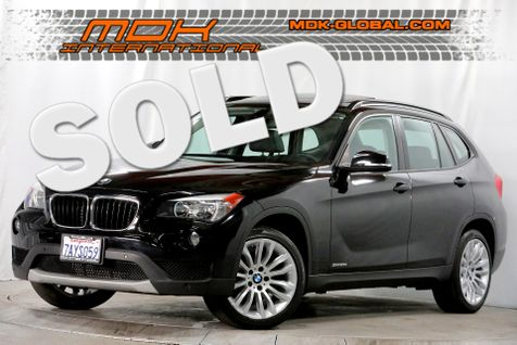 2014 BMW X1 sDrive28i - Premium - Navigation - Only 42K miles in Los Angeles