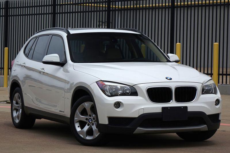 2014 BMW X1 sDrive28i PREM* Pano Roof* EZ Finance** | Plano, TX | Carrick's Autos in Plano TX