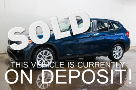2014 BMW X1 xDrive28i AWD w/Panoramic Roof, Bluetooth, Heated Seats & Steering Wheel & Comfort Access Pkg in Eau Claire