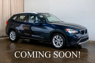 2014 BMW X1 xDrive28i AWD w/Panoramic Roof, Bluetooth, in Eau Claire, Wisconsin