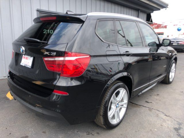 2014 BMW X3 XDrive35i in San Antonio, TX 78212