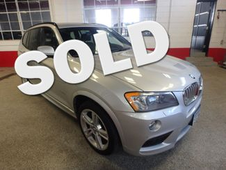 2014 Bmw X3 B/U Camera, LARGE MOONROOF,  XTREMELY TIGHT!~ Saint Louis Park, MN