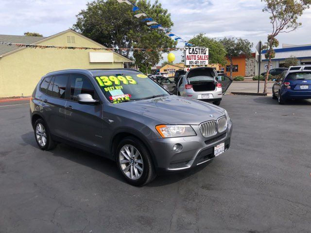 2014 BMW X3 xDrive28i in Arroyo Grande, CA 93420