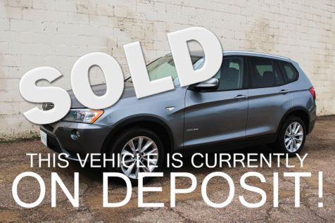 2014 BMW X3 xDrive28i AWD w/Navigation, Heated F/R Seats Panoramic Roof, Keyless Start & Bluetooth Audio in Eau Claire