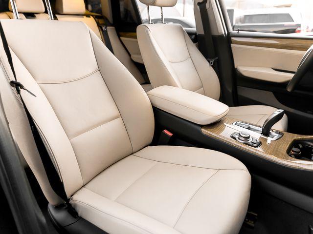 2014 BMW X3 xDrive28i Burbank, CA 13