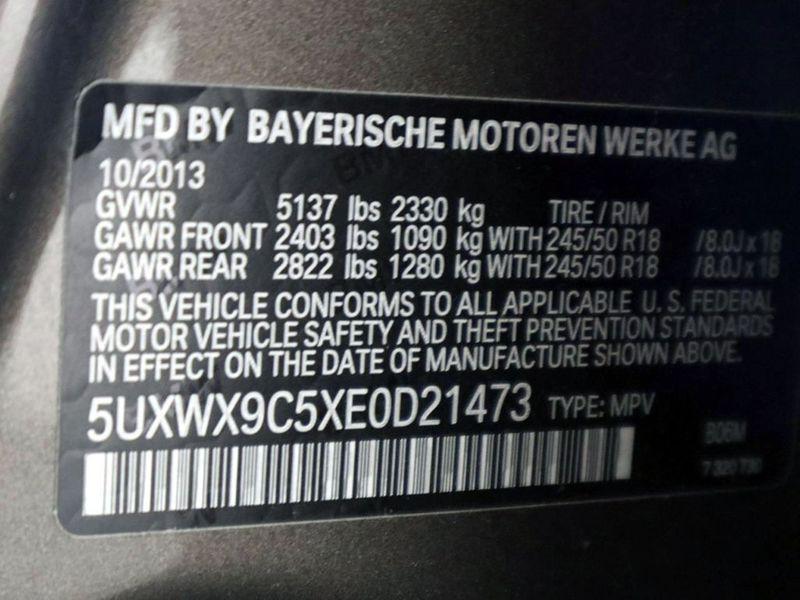 2014 BMW X3 xDrive28i xDrive28i  city Ohio  North Coast Auto Mall of Cleveland  in Cleveland, Ohio