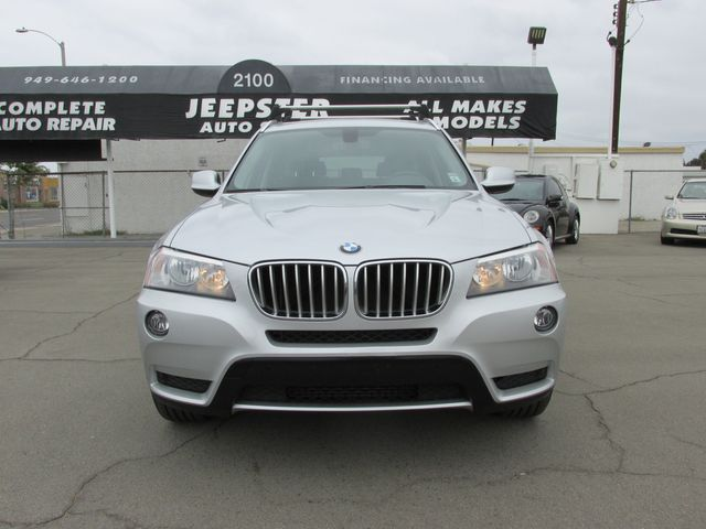 2014 BMW X3 xDrive28i Premium SUV in Costa Mesa, California 92627