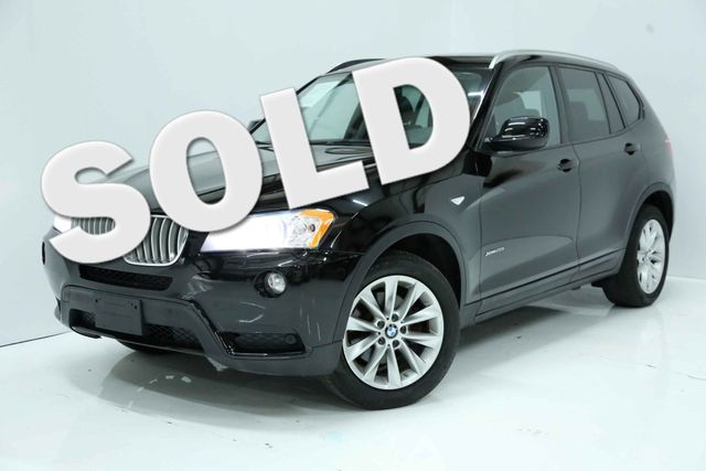 2014 BMW X3 xDrive28i Houston, Texas 0