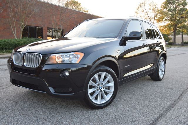 2014 BMW X3 xDrive28i in Memphis Tennessee, 38128