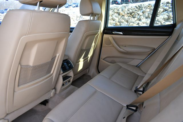 2014 BMW X3 xDrive28i Naugatuck, Connecticut 14