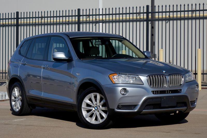 2014 BMW X3 xDrive28i AWD*Sunroof*BU Cam*Only 67k mi*EZ Finance** | Plano, TX | Carrick's Autos in Plano TX
