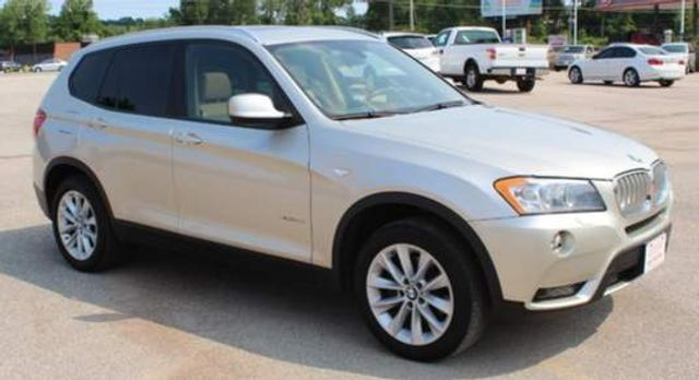 2014 BMW X3 xDrive28i St. Louis, Missouri 0