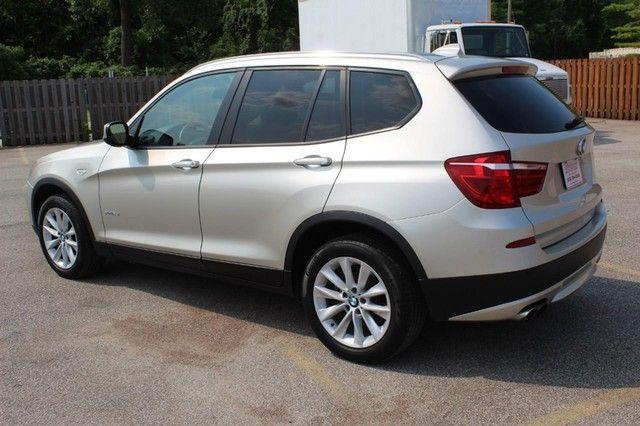 2014 BMW X3 xDrive28i St. Louis, Missouri 6
