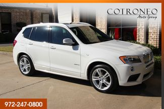 2014 BMW X3 xDrive35i M Sport in Addison TX, 75001