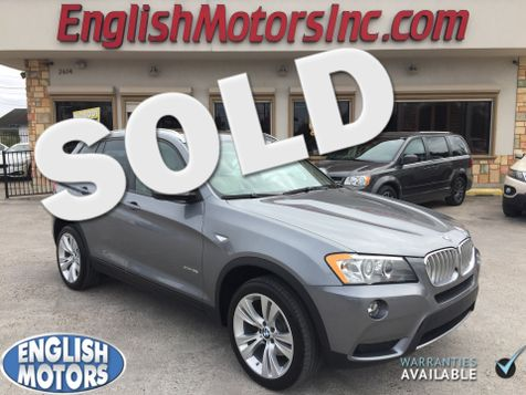 2014 BMW X3 xDrive35i  in Brownsville, TX