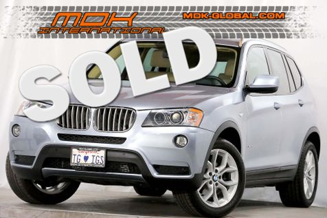 2014 BMW X3 xDrive35i - Navigation - Comfort access - Head up display in Los Angeles
