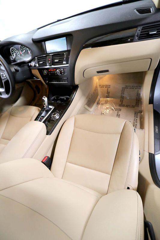2014 BMW X3 xDrive35i - Navigation - Comfort access - Head up display  city California  MDK International  in Los Angeles, California