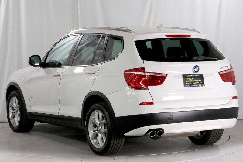 2014 BMW X3 xDrive35i - 50K miles - Nav - HUD - Comfort access  city California  MDK International  in Los Angeles, California