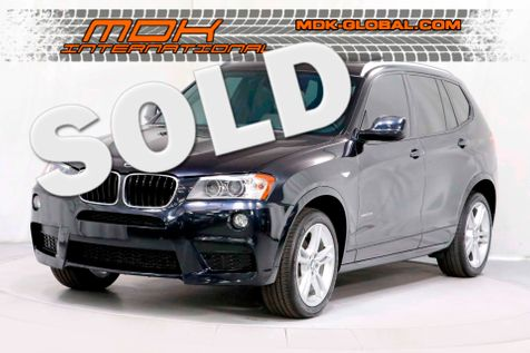 2014 BMW X3 xDrive35i - M Sport - Tech - Premium - Head up Display in Los Angeles