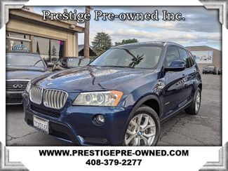 2014 BMW X3 xDrive35i ((**$53,425 ORIGINAL MSRP**)) in Campbell, CA 95008